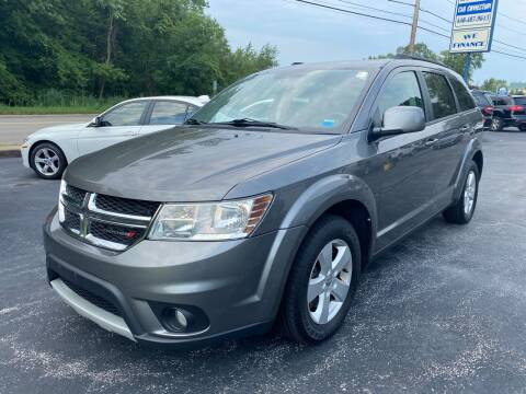 2012 Dodge Journey for sale at Erie Shores Car Connection in Ashtabula OH