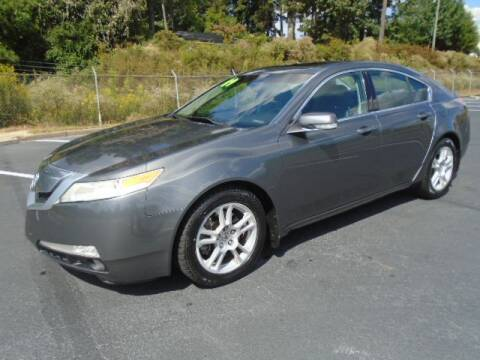 2009 Acura TL for sale at Atlanta Auto Max in Norcross GA