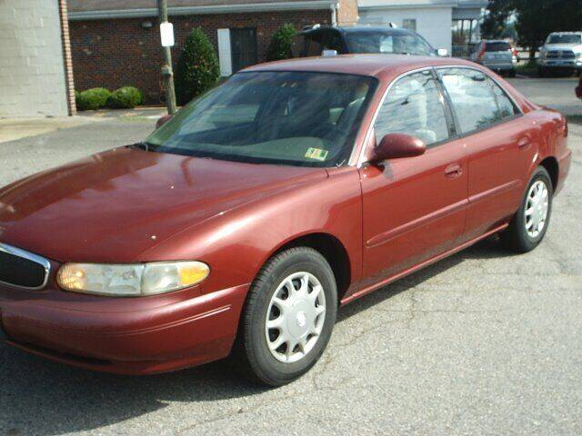 2005 Buick Century for sale at Wamsley's Auto Sales in Colonial Heights VA