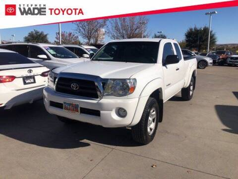 2006 Toyota Tacoma for sale at Stephen Wade Pre-Owned Supercenter in Saint George UT