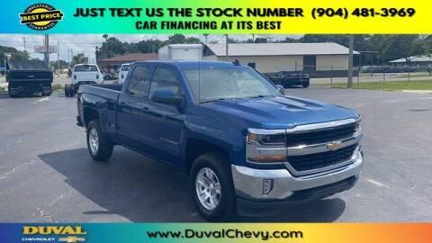 2018 Chevrolet Silverado 1500 for sale at Duval Chevrolet in Starke FL
