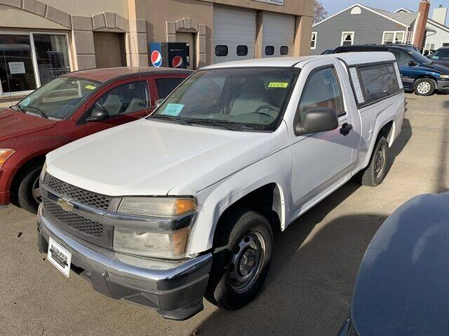 2004 Chevrolet Colorado for sale at Daryl's Auto Service in Chamberlain SD