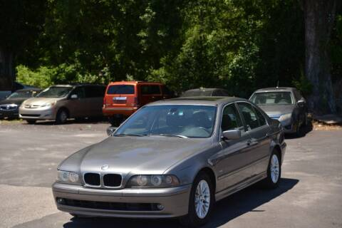 2002 BMW 5 Series for sale at Motor Car Concepts II - Kirkman Location in Orlando FL