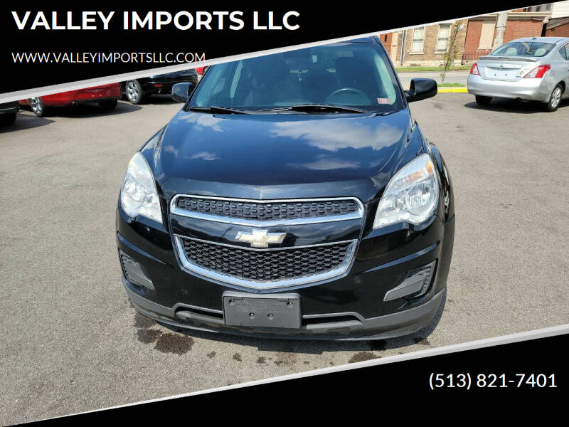 2013 Chevrolet Equinox for sale at VALLEY IMPORTS LLC in Cincinnati OH