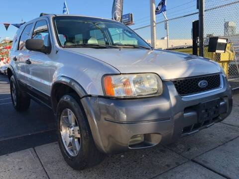 2004 Ford Escape for sale at GW MOTORS in Newark NJ