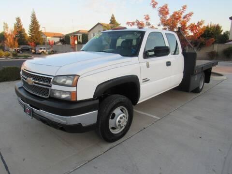 2005 Chevrolet Silverado 3500 for sale at Repeat Auto Sales Inc. in Manteca CA