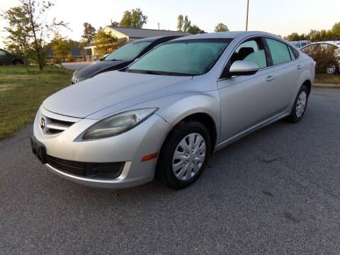 2011 Mazda MAZDA6 for sale at Creech Auto Sales in Garner NC