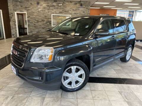 2017 GMC Terrain for sale at Sonias Auto Sales in Worcester MA