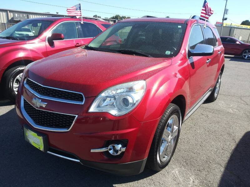 2015 Chevrolet Equinox for sale at Auto Credit Xpress - Sherwood in Sherwood AR