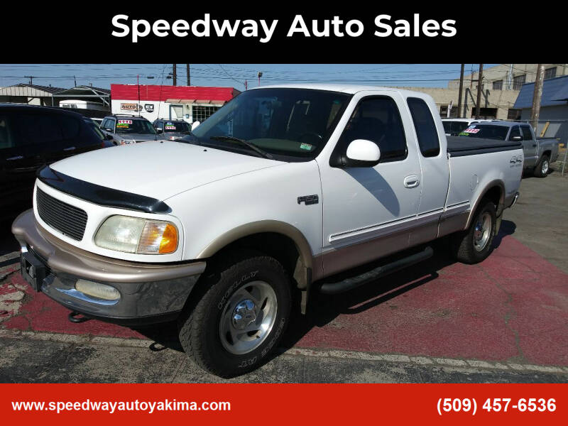 1997 Ford F-150 for sale at Speedway Auto Sales in Yakima WA