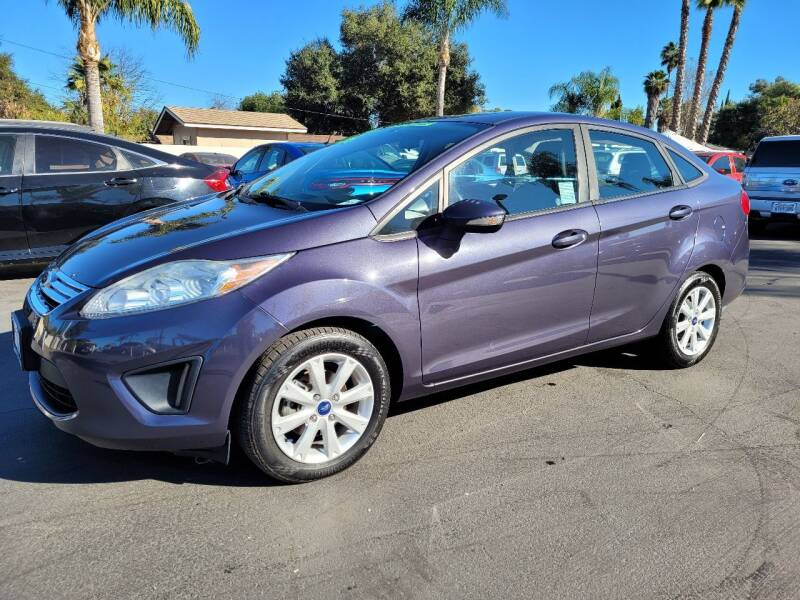 2013 Ford Fiesta for sale at Geiman Motors in Escondido CA