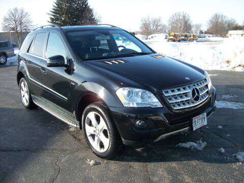 2011 Mercedes-Benz M-Class for sale at USED CAR FACTORY in Janesville WI