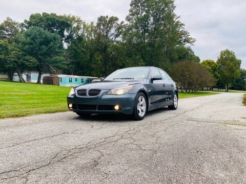 2007 BMW 5 Series for sale at Speed Auto Mall in Greensboro NC