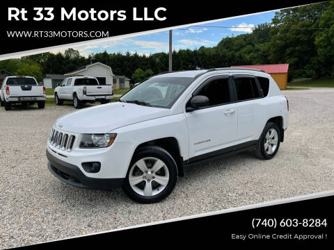 2016 Jeep Compass for sale at Rt 33 Motors LLC in Rockbridge OH