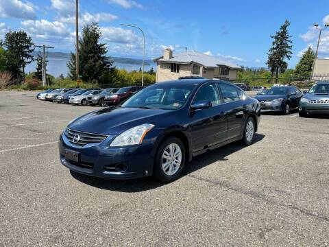 2010 Nissan Altima for sale at KARMA AUTO SALES in Federal Way WA