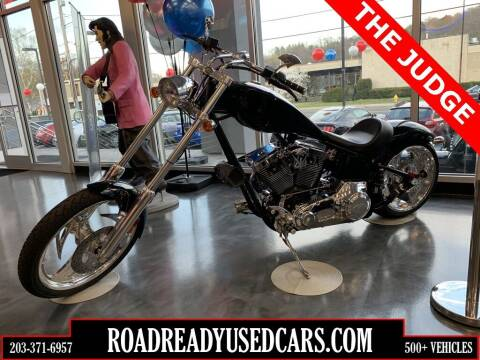 2007 American IronHorse The Judge for sale at Road Ready Used Cars in Ansonia CT