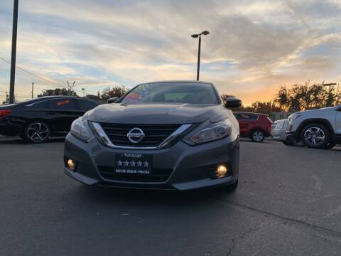 2018 Nissan Altima for sale at 5 Star Auto Sales in Modesto CA