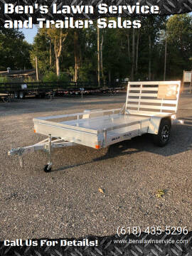 2021 BearTrack BTU76144F for sale at Ben's Lawn Service and Trailer Sales in Benton IL