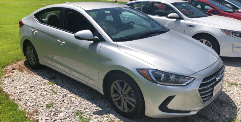 2018 Hyundai Elantra for sale at Tommy's Auto Sales in Inez KY