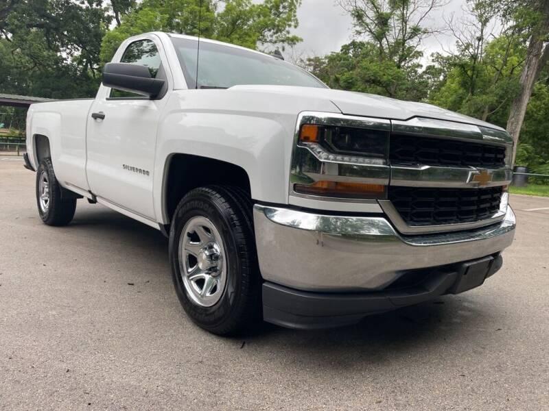 2018 Chevrolet Silverado 1500 for sale at Thornhill Motor Company in Hudson Oaks, TX