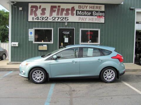 2012 Ford Focus for sale at R's First Motor Sales Inc in Cambridge OH