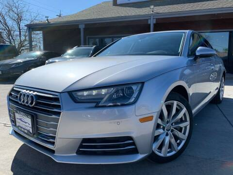 2017 Audi A4 for sale at Global Automotive Imports in Denver CO