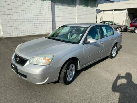 2006 Chevrolet Malibu for sale at TacomaAutoLoans.com in Tacoma WA