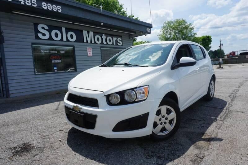 2015 Chevrolet Sonic for sale in Mableton, GA