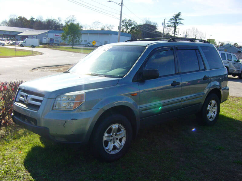2006 Honda Pilot for sale at North South Motorcars in Seabrook NH