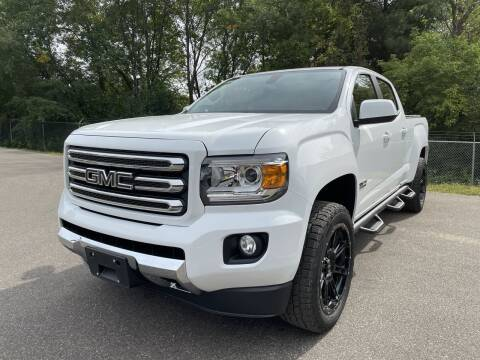 2017 GMC Canyon for sale at Ace Auto in Jordan MN