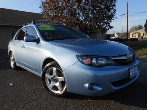 2011 Subaru Impreza for sale at McKenna Motors in Union Gap WA