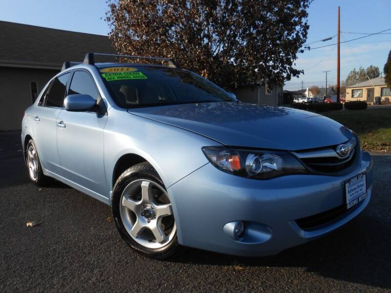 2011 Subaru Impreza for sale at McKenna Motors in Union Gap WA
