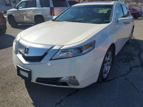 2009 Acura TL for sale at Mulligan's Auto Exchange LLC in Paxinos PA