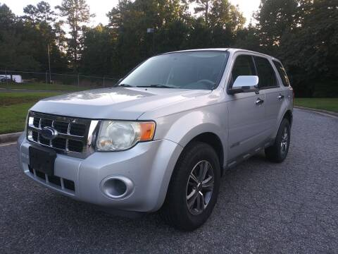 2008 Ford Escape for sale at Final Auto in Alpharetta GA