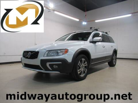 2015 Volvo XC70 for sale at Midway Auto Group in Addison TX