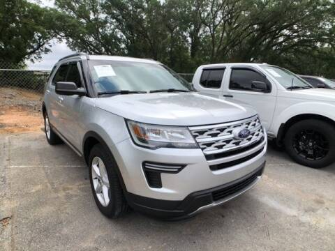 2019 Ford Explorer for sale at Allen Turner Hyundai in Pensacola FL