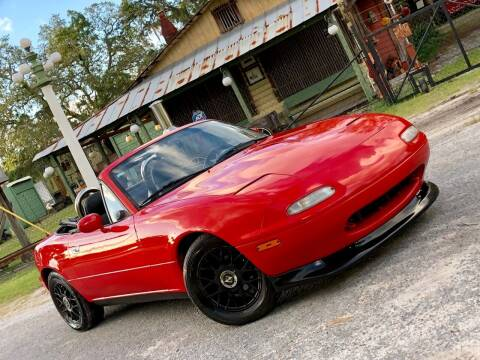 1990 Mazda MX-5 Miata for sale at OVE Car Trader Corp in Tampa FL