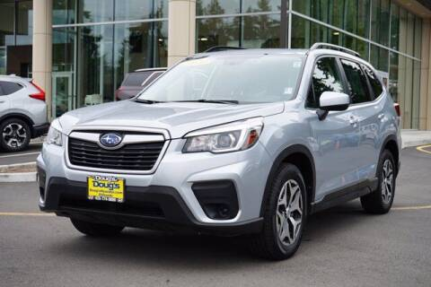2020 Subaru Forester for sale at Jeremy Sells Hyundai in Edmonds WA
