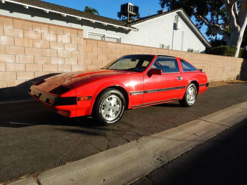 1985 Nissan 300ZX for sale at California Cadillac & Collectibles in Los Angeles CA