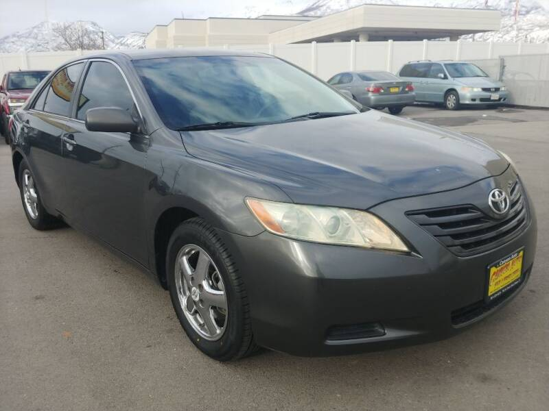 2007 Toyota Camry for sale at Canyon Auto Sales in Orem UT