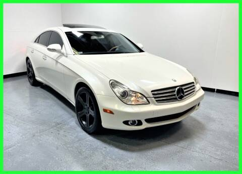 2006 Mercedes-Benz CLS for sale at AMG Auto Sales in Rancho Cordova CA