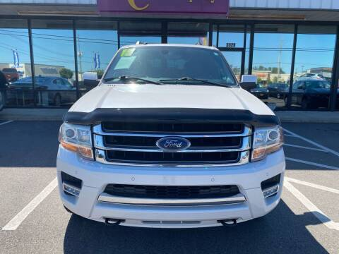 2015 Ford Expedition for sale at Washington Motor Company in Washington NC