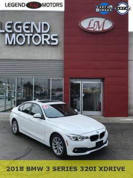 2018 BMW 3 Series for sale at Legend Motors of Waterford - Legend Motors of Ferndale in Ferndale MI