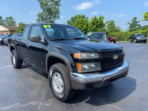 2007 Chevrolet Colorado for sale at Newcombs Auto Sales in Auburn Hills MI