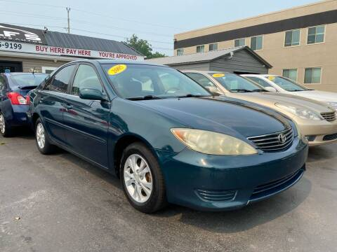 2005 Toyota Camry for sale at WOLF'S ELITE AUTOS in Wilmington DE