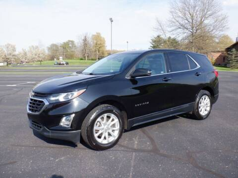 2018 Chevrolet Equinox for sale at MIKES AUTO CENTER in Lexington OH