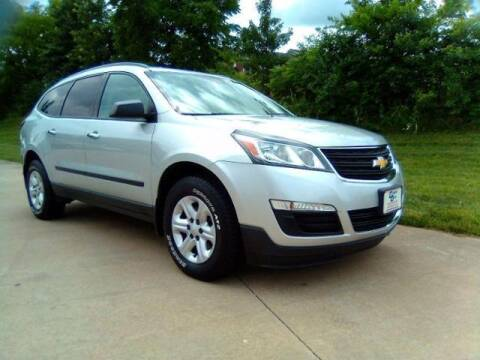 2016 Chevrolet Traverse for sale at MODERN AUTO CO in Washington MO