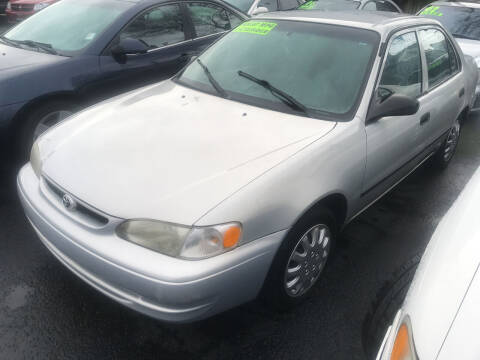2000 Toyota Corolla for sale at American Dream Motors in Everett WA