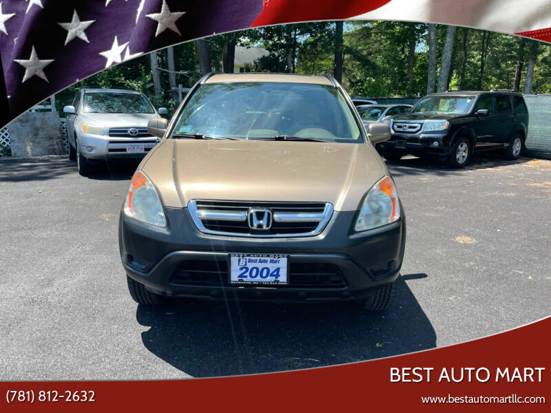 2004 Honda CR-V for sale at Best Auto Mart in Weymouth MA
