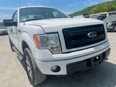 2013 Ford F-150 for sale at Ron Motor Inc. in Wantage NJ